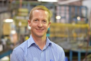 Founder and Managing Director of Industrial Springs and Steel, John Marsh